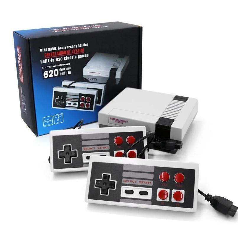 Игровая приставка 8 bit LH-8888 (620 игр)