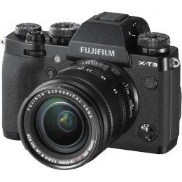 Цифровой фотоаппарат FujiFilm X-T3 Kit XF18-55mm F2.8-4 R LM OIS