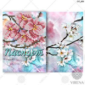 ОП_058 Virena. Обложка на Паспорт (набор 425 рублей)