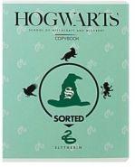 Тетрадь 24 листа клетка «Гарри Поттер», обложка мелованный картон (5 шт)