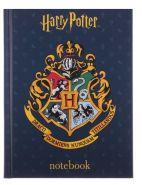 Блокнот А6, 64 листа «Гарри Поттер», твёрдая обложка