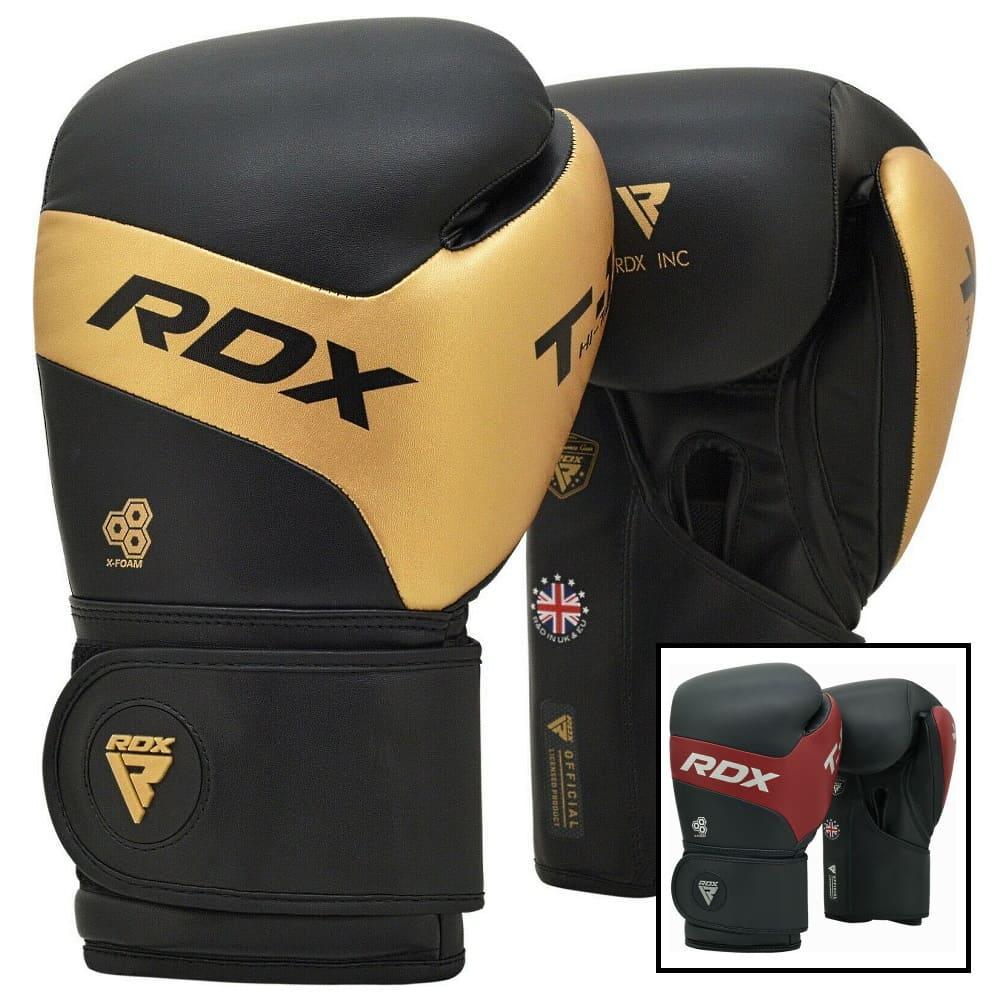 Боксерские перчатки RDX T13 HI-TRAX