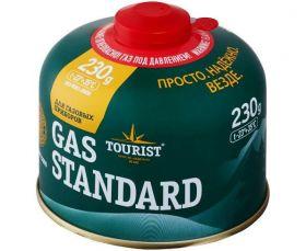 Газ всесезонный Tourist GAS STANDARD  230гр TBR-230