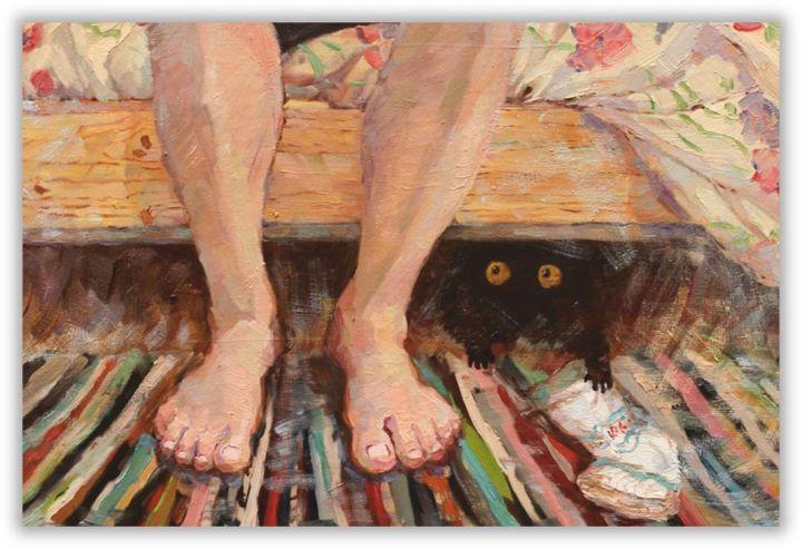 Похититель правого носка