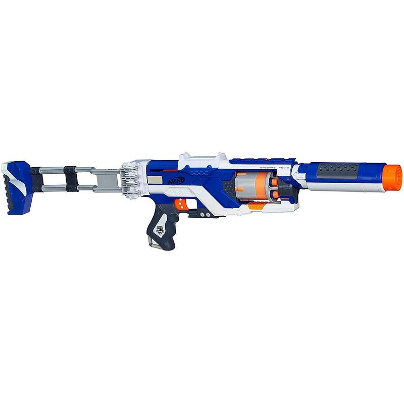 Бластер Нёрф Элит Спектр Nerf Elite Spectre REV-5 A4636