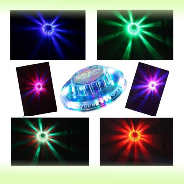 Светомузыка диско-колесо Led Galaxy Wheel