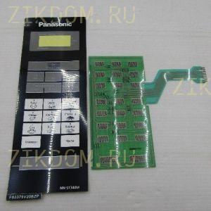 Сенсорная панель микроволновой печи Panasonic NN-ST340M F630Y9V20BZP