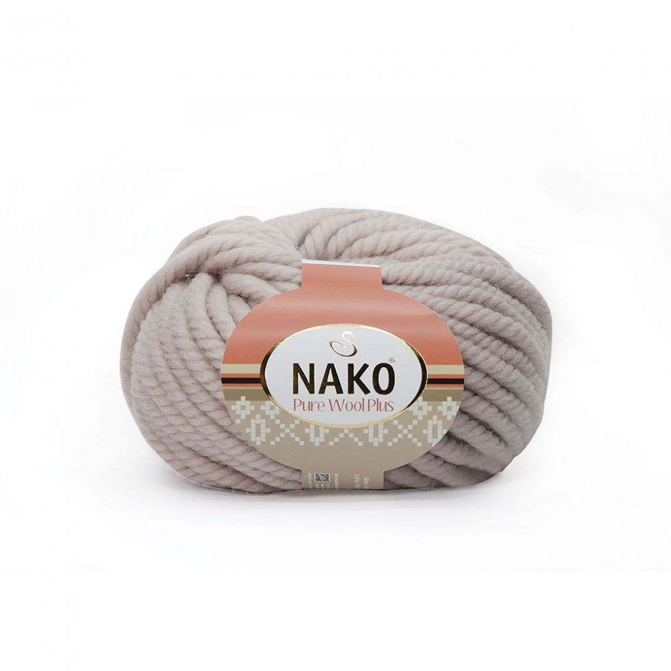 PURE WOOL PLUS Цвет № 1529