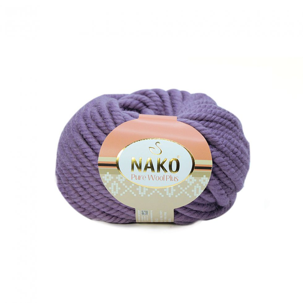 PURE WOOL PLUS Цвет № 10506