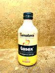 Газекс сироп  с Лимоном и Имбирем (200 мл), Gasex Syrup,  Himalaya