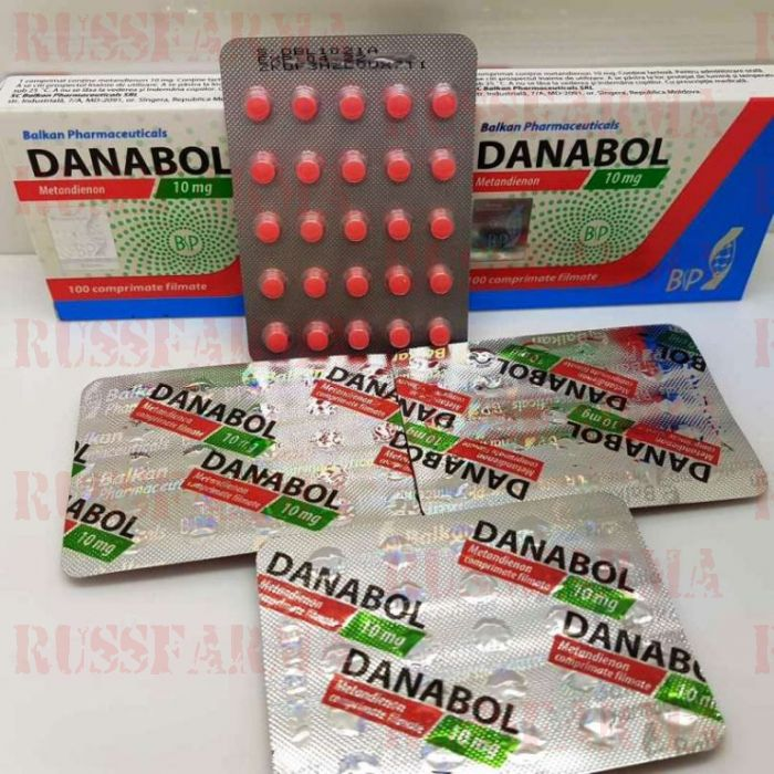 Бесплатный пробник Данабол