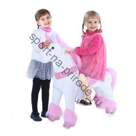 Поницикл малый «Единорог» розовый