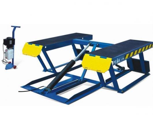 Подъемник ножничный для шиномонтажа  и зоны приемки Peak LR-06. г/п 2,8 т