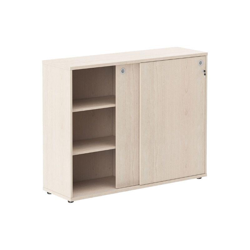 Шкаф средний со слайд-дверьми «XMC 1443»
