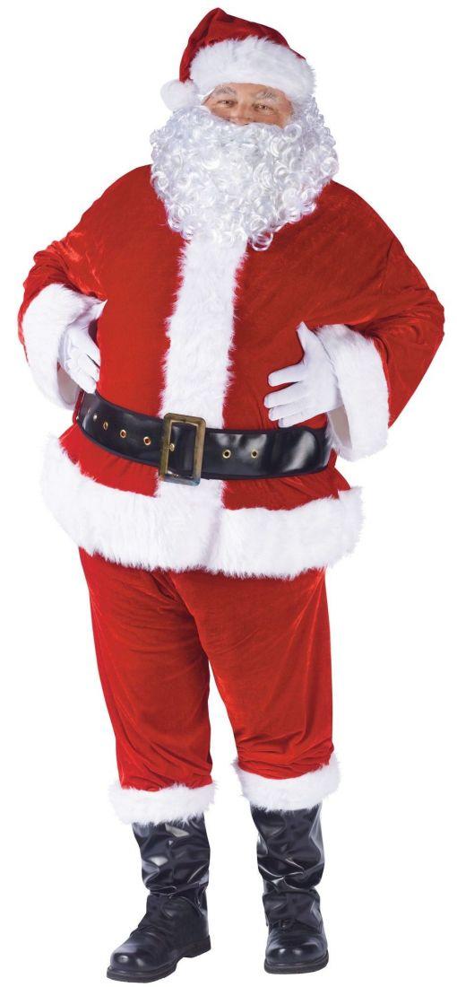 Классический костюм Санта Клауса
