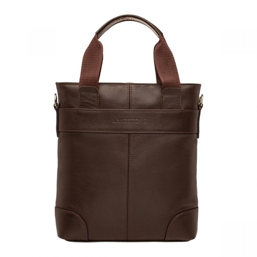 Мужская сумка Lakestone Russell Brown