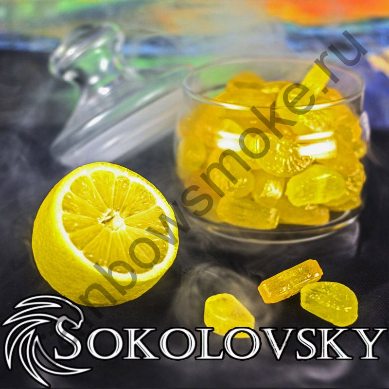 Sokolovsky G-LUCK 100 гр - Лимонная конфета