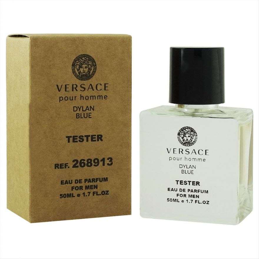 Мини-Тестер Versace Pour Homme Dylan Blue 50 мл (ОАЭ)