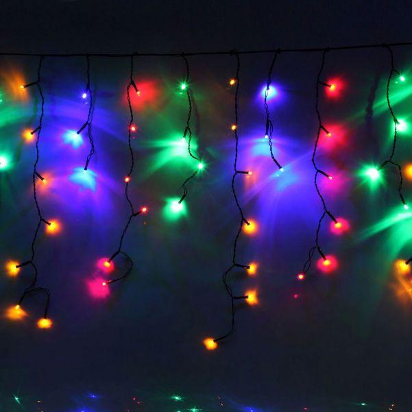 Гирлянда Бахрома 240 LED, 4х0.7 м