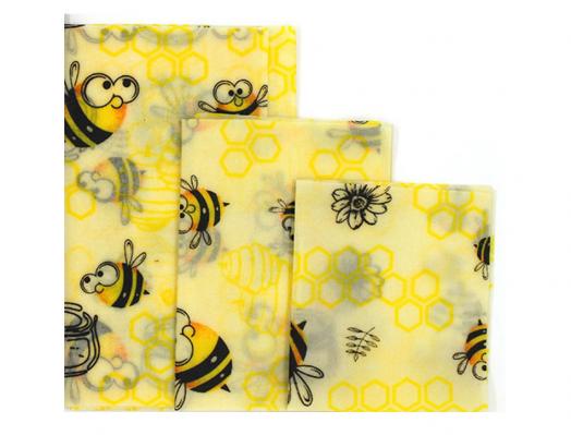 Салфетки из натурального пчелиного воска
