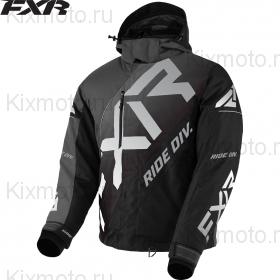 Куртка FXR CX, Черно-cерая