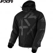 Куртка FXR CX, Черная мод. 2021