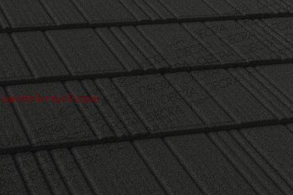 Композитная черепица AeroDek®  Robust  черный бриллиант