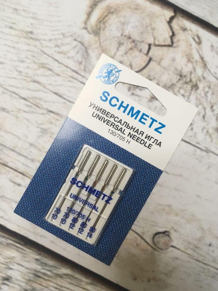 ШМЕТС  Иглы универсальные №70
