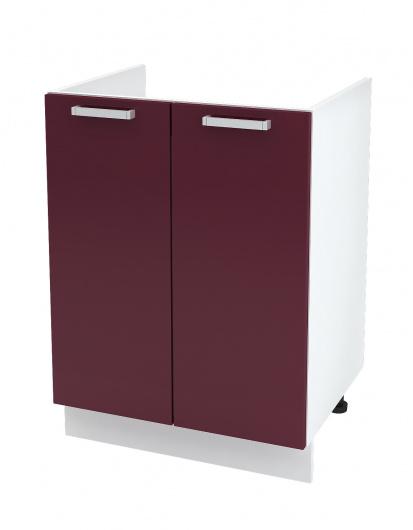 Шкаф нижний 2-х дверный под мойку Линда ШНМ 600