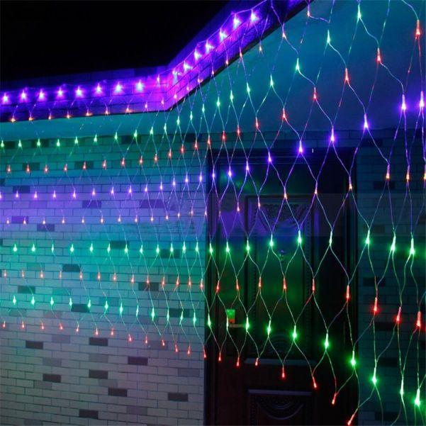Электрогирлянда Сетка 280 LED, 2х2 м