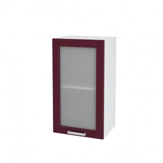 Шкаф верхний со стеклом Линда ШВС 400