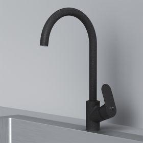 Смеситель для кухни, элегантный черный AM.PM Like F8007122