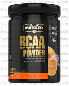 BCAA Powder без сахара 420 гр