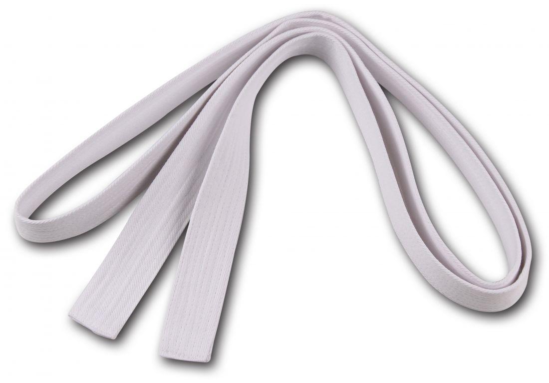 Пояс для кимоно RA-009 2.6м белый