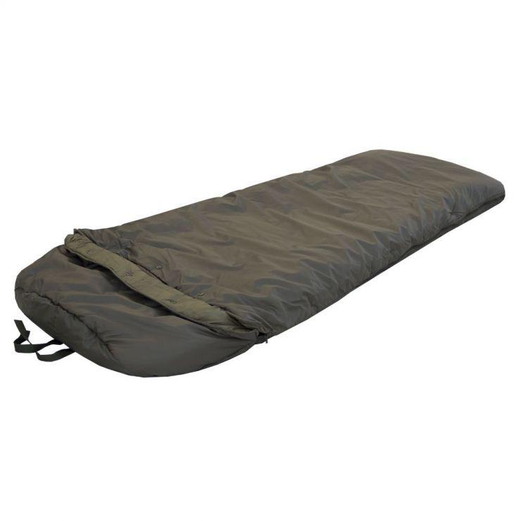 Спальный мешок PRIVAL Army sleep bag хаки 90*210см +15/0/-10 2,0кг