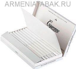 Cigaronne Royal Slims white Duty free АМ