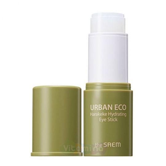 The Saem Бальзам-стик для кожи вокруг глаз экстрактом новозеландского льна Urban Eco Harakeke Hydrating Eye Stick