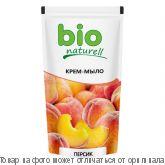 """BioNaturell Жидкое крем-мыло для рук """"Персик"""" 500мл дой-пак, шт"""