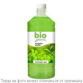 "BioNaturell Крем-мыло ""Зеленый чай"" 1000мл (запаска), шт"