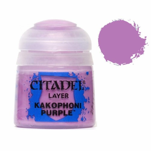 Стандартная краска Kakophoni Purple 22-86