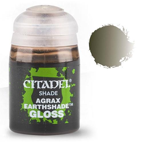 Тень Agrax Earthshade Gloss (24 мл)
