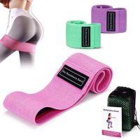 Тканевые резинки для фитнеса Luting Fit 3 шт-4