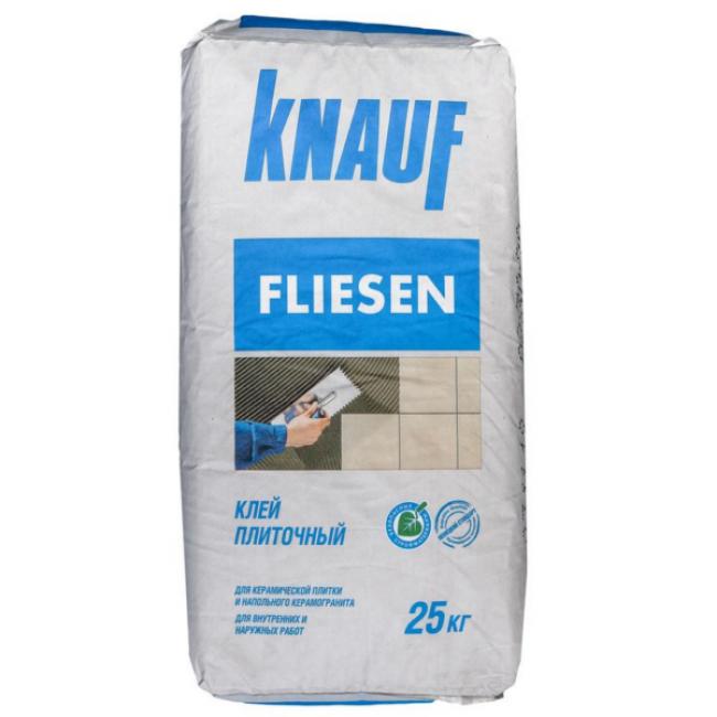 Плиточный клей Knauf Флизен 25кг