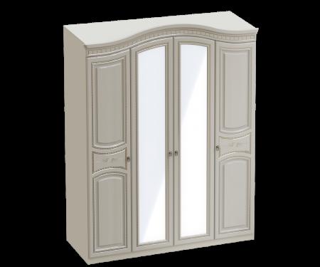 Николь Шкаф 4х дверный