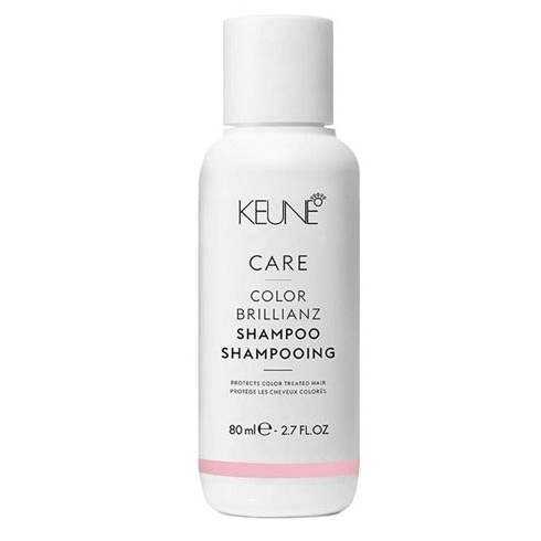 Keune Шампунь яркость цвета/ CARE Color Brillianz Shampoo, 80 мл.