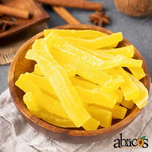 Папайя желтая со вкусом дыни