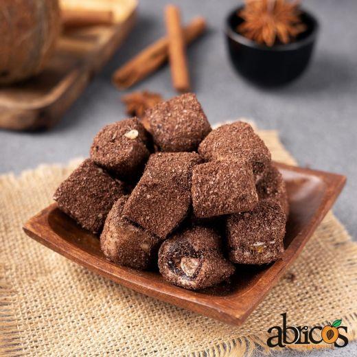 Рахат-лукум шоколадница с грецким орехом