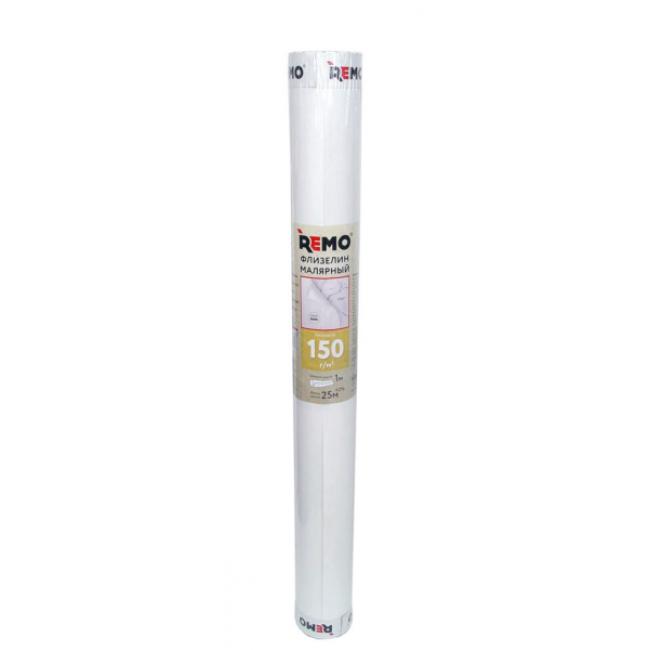Флизелин малярный Remo 150гр/м2 1х25м