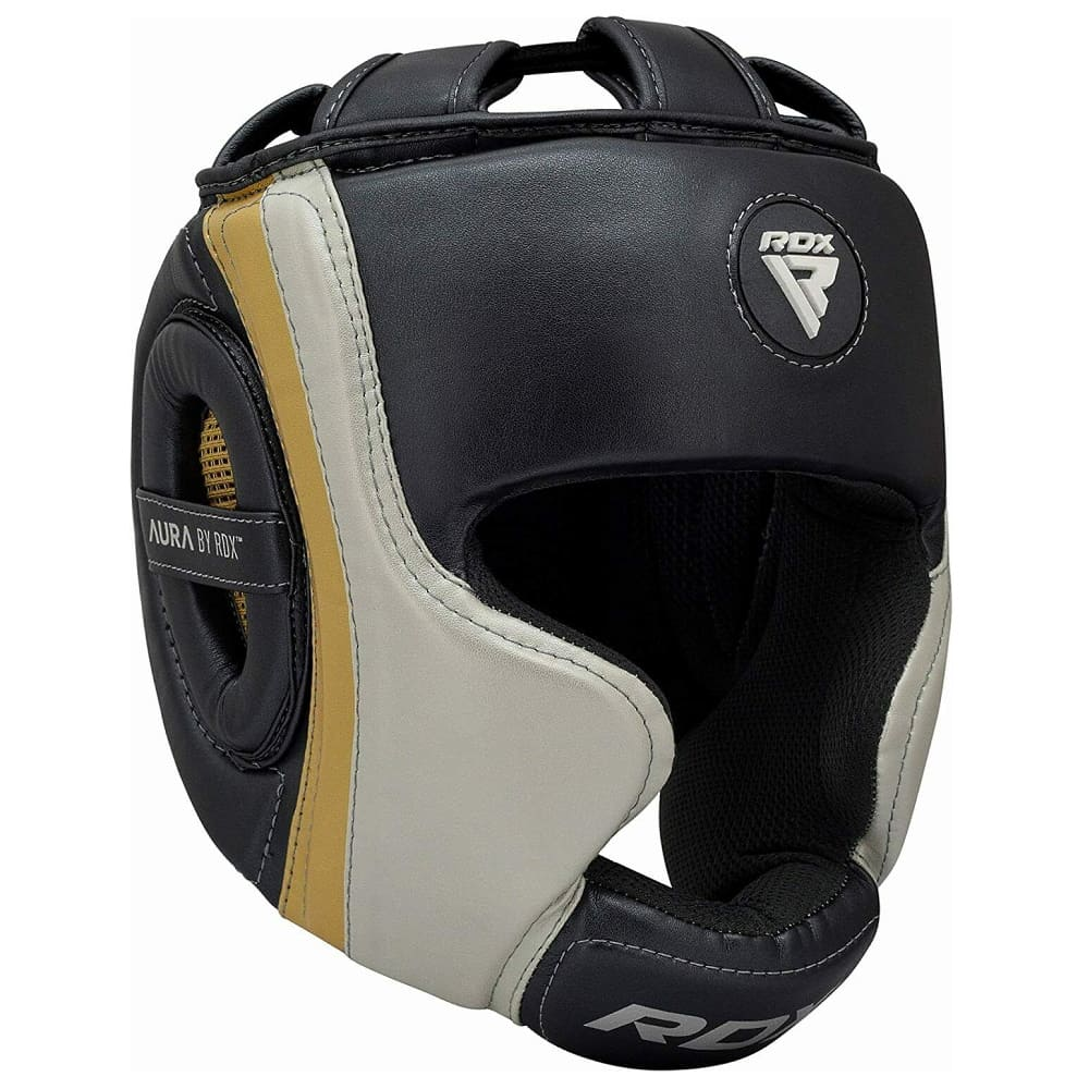 Боксерский шлем RDX T17 AURA
