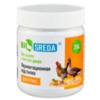 Ферментационная подстилка для птиц BIOSREDA